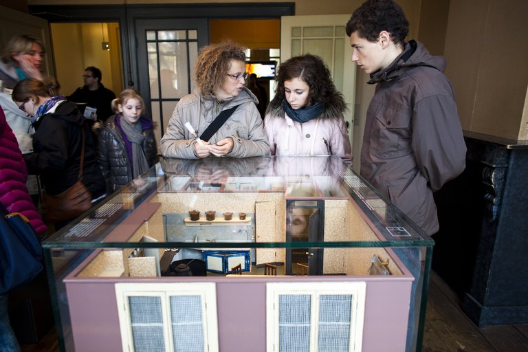 Anne Frank House welcomes 1.266.966 visitors